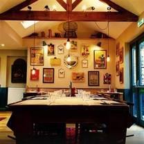 photo of the rickety press restaurant