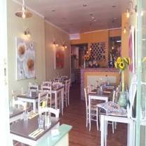 photo of il girasole in wandsworth restaurant