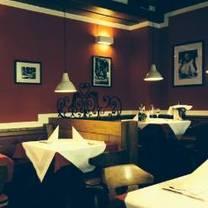 foto van il capriccio restaurant