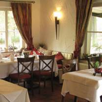 photo of forsthaus telegraph restaurant