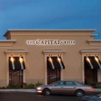 photo of the capital grille - burlington restaurant