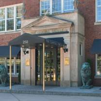 photo of the capital grille - chestnut hill restaurant