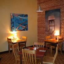photo of blue plate diner restaurant