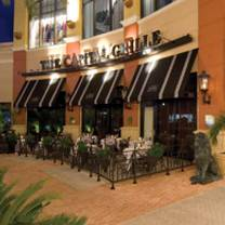 photo of the capital grille - ft. lauderdale restaurant