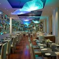 photo of atlantica at the allegria restaurant