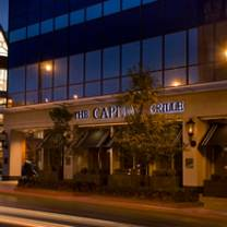 photo of the capital grille - milwaukee restaurant