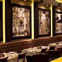 photo of m grill restaurant