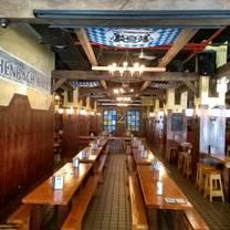 photo of reichenbach hall restaurant