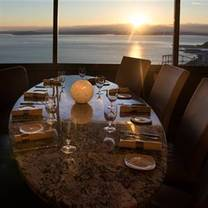 photo of skycity restaurant at the space needle restaurant