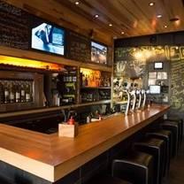photo of the eddie burger + bar restaurant