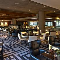 photo of park grill - le meridien san francisco restaurant