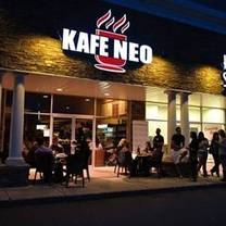 photo of kafe neo restaurant