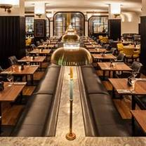 photo of hawksmoor knightsbridge restaurant