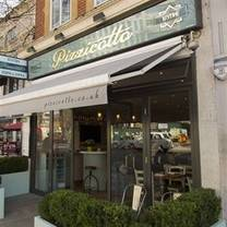 photo of pizzicotto restaurant
