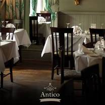 photo of antico restaurant