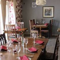 photo of the chequers of orwell restaurant