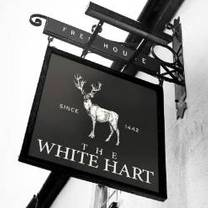 photo of the white hart overton restaurant