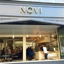 photo of novi kitchen and bar restaurant