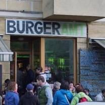 photo of burgeramt restaurant