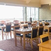 foto von the lighthouse restaurant @ the oysterfleet hotel restaurant