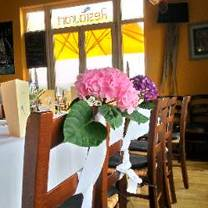 photo of restaurant wasserwirtschaft am cospudener see restaurant