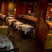 Saffron Restaurant Lounge