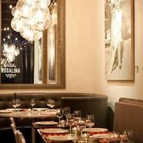 photo of rosalina restaurant