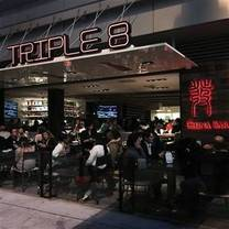 photo of triple 8 china bar & grill restaurant