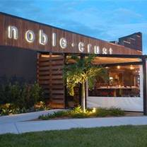photo of noble crust - st. petersburg restaurant