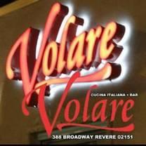 photo of volare cucina italiana and bar restaurant