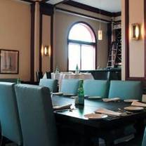 photo of juniper lounge at the gin hotel restaurant