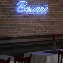 photo of bourre' southern bistro restaurant