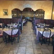 foto von mezza luna restaurant