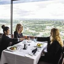 photo of la ronde - chateau lacombe restaurant
