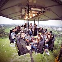 photo of dinner in the sky-mexico restaurant