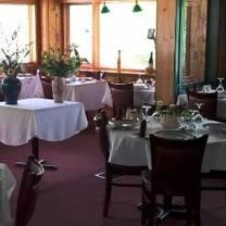 photo of the rowe inn restaurant