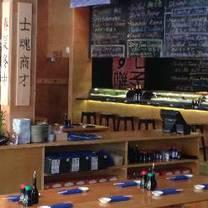 photo of sushi bayashi restaurant