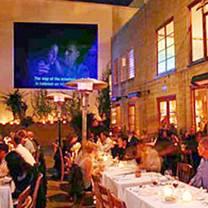 photo of foreign cinema restaurant
