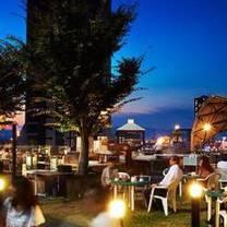 photo of pergola - hyatt regency osaka restaurant