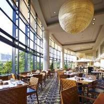 photo of the cafe - hyatt regency osaka restaurant