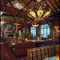 photo of tower oaks lodge restaurant