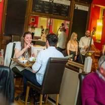 photo of green park brasserie restaurant