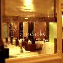 photo of the artichoke restaurant