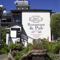photo of quinn's lighthouse restaurant & pub restaurant