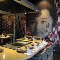 photo of benihana piccadilly restaurant