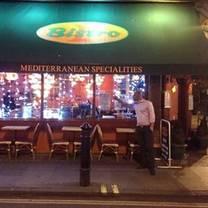 photo of bistro 1 - frith street restaurant