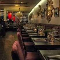 photo of the restaurant – guildford harbour hotel restaurant