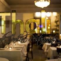photo of thali restaurant