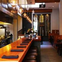 photo of the barrel room - san francisco restaurant