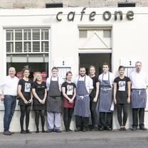 photo of cafe 1 restaurant